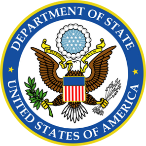 Image result for department of state logo