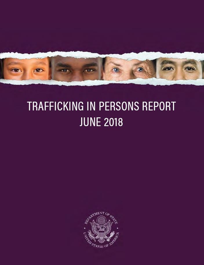 2018 Trafficking in Persons Report - United States Department of State