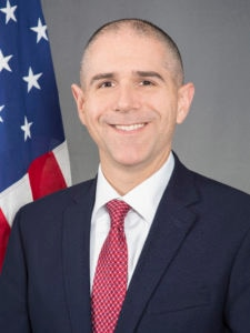 Carl Risch, Assistant Secretary, Consular Affairs