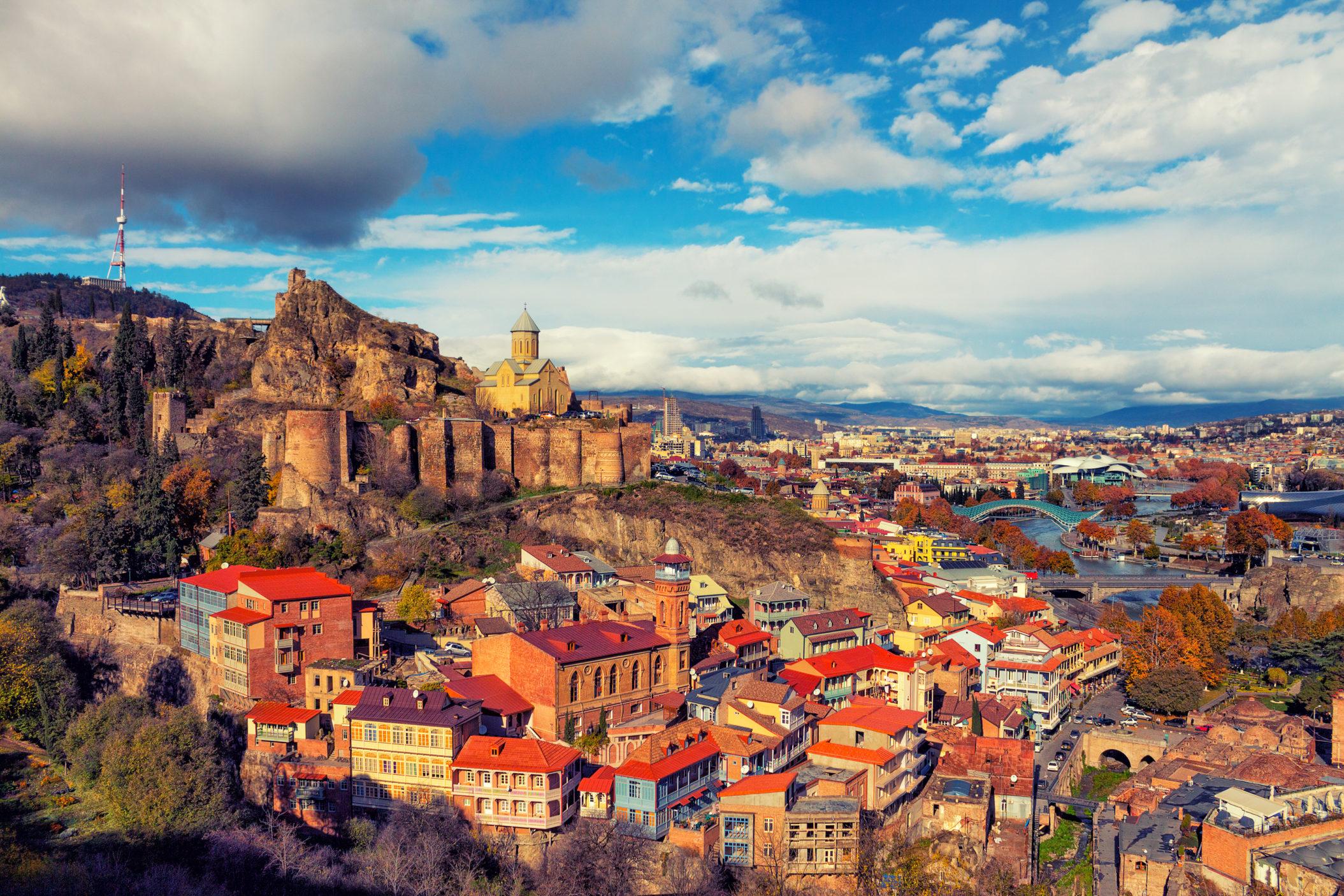 Georgia [Shutterstock]