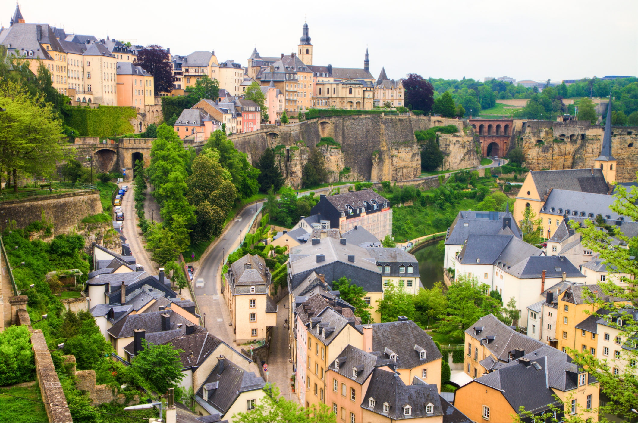 Luxembourg [Shutterstock]
