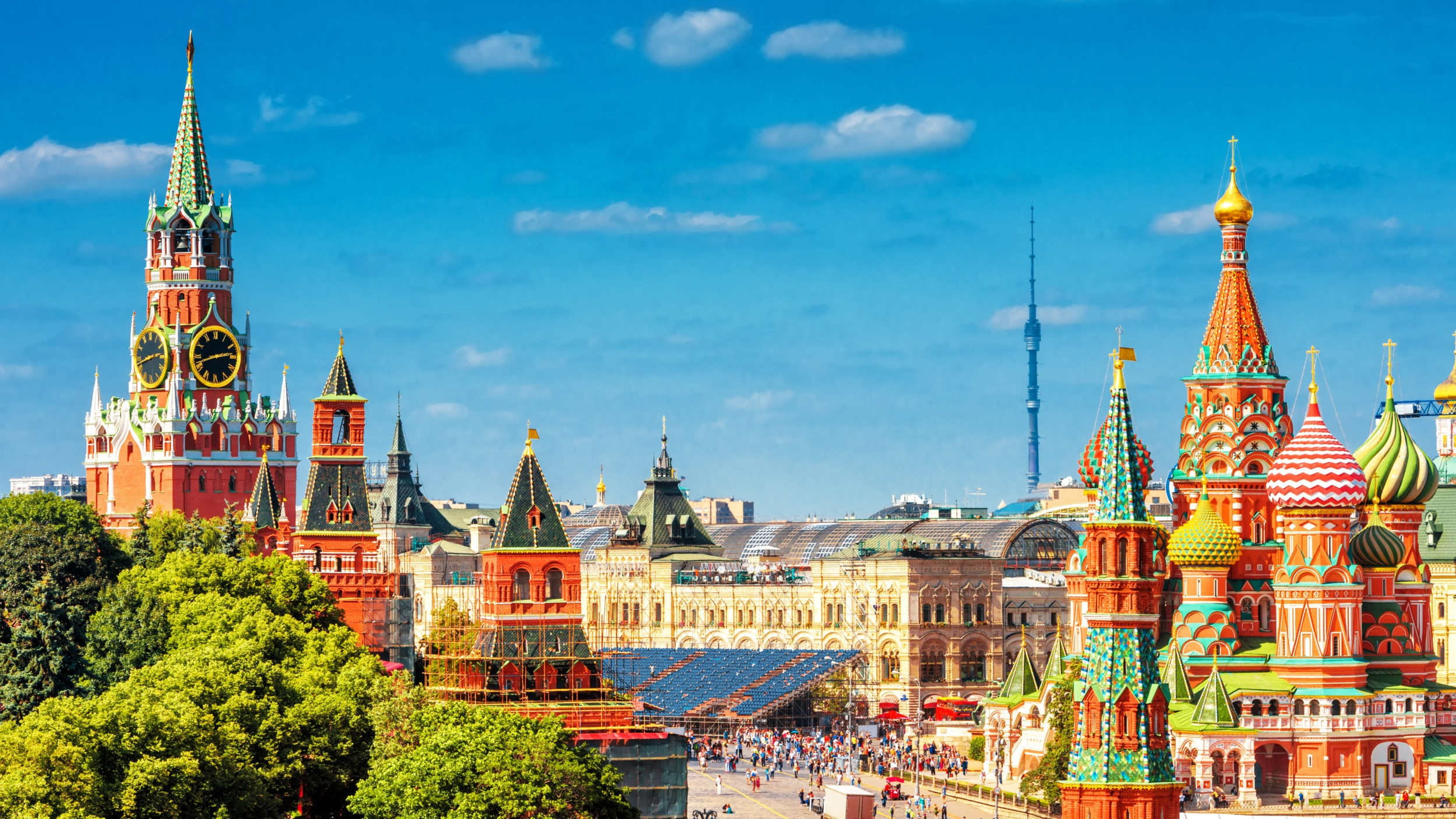Russia [Shutterstock]