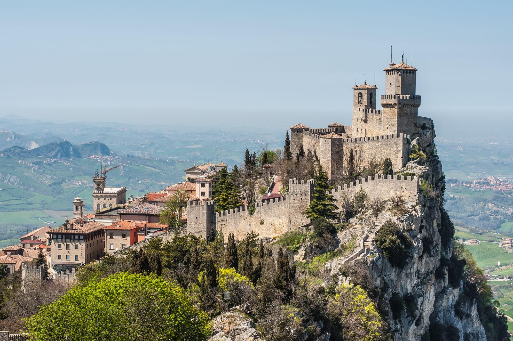 San Marino [Shutterstock]