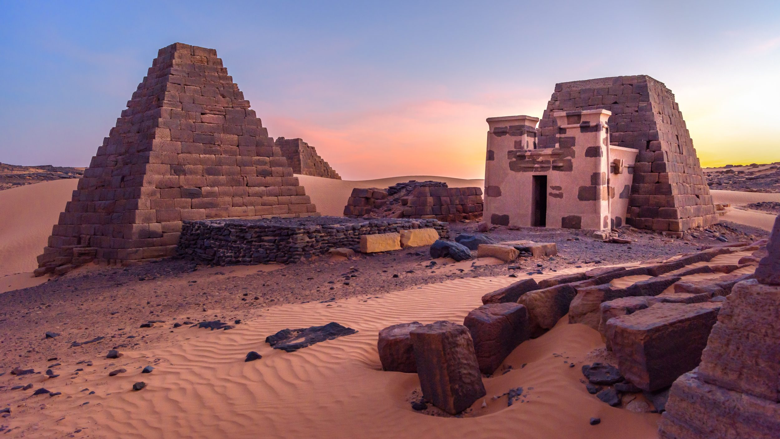 Sudan [shutterstock]