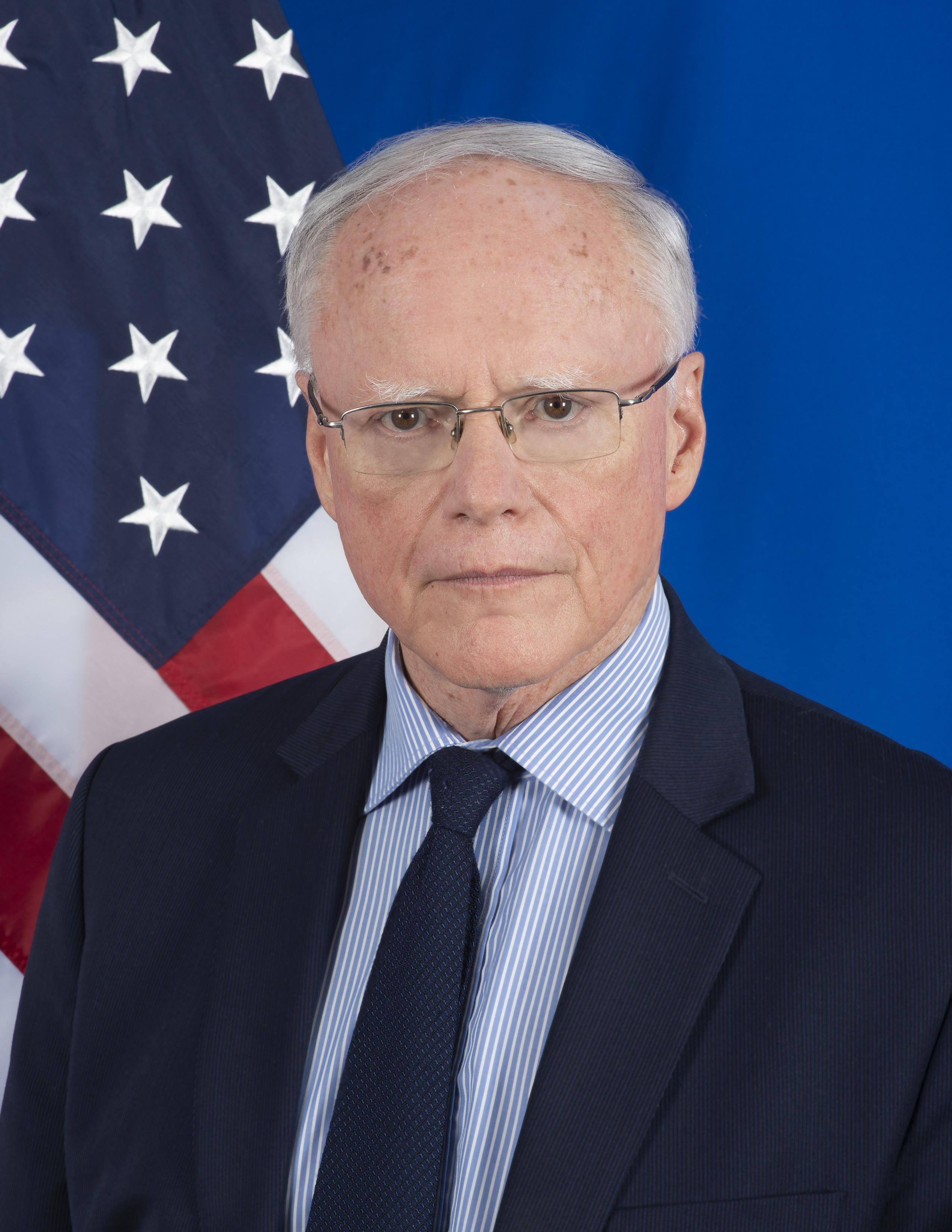Ambassador James Franklin Jeffrey
