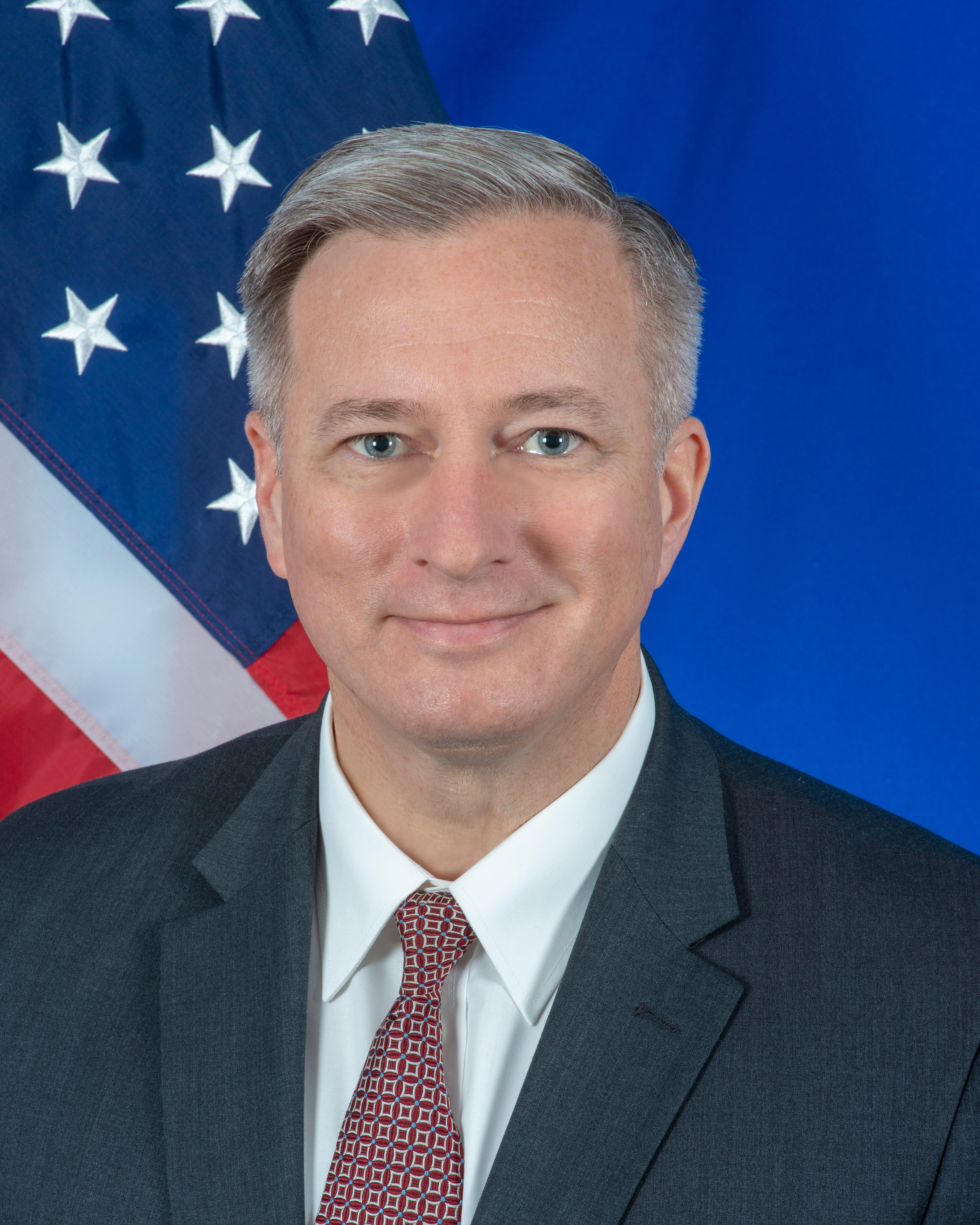 John Cotton Richmond, Ambassador-at-Large, Office to Monitor and Combat Trafficking in Persons
