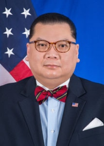 Peter Pham, Special Envoy for the Great Lakes Region