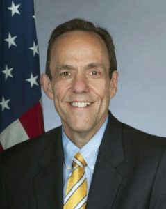 William Todd, Deputy Under Secretary for Management