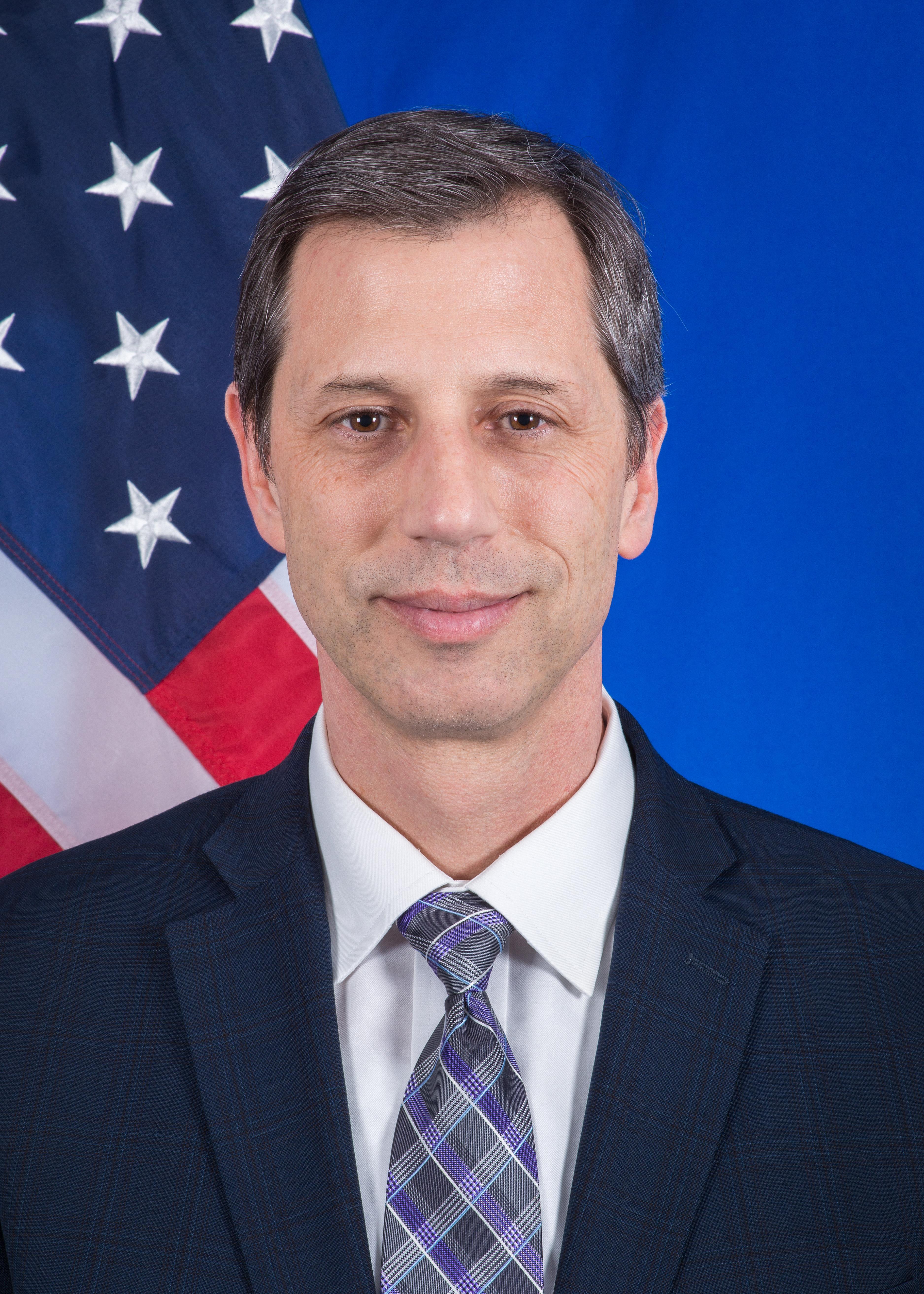 James A. Walsh Principal Deputy Assistant Secretary