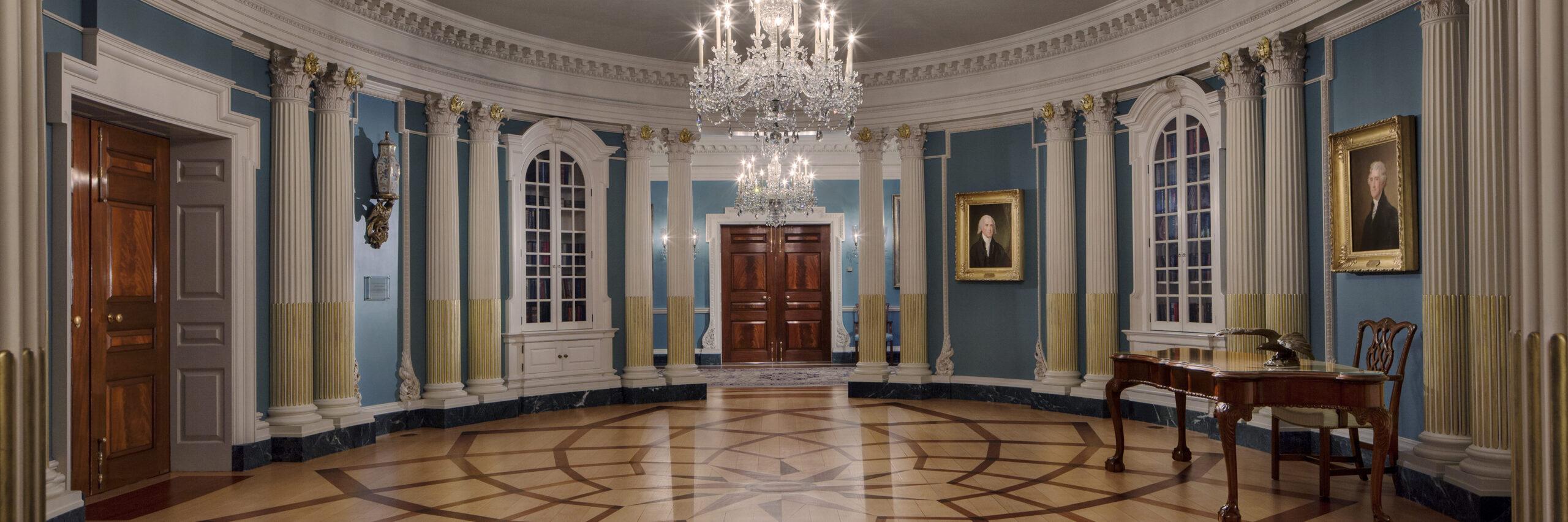 The Treaty Room [State Department Image - Chris Stump]