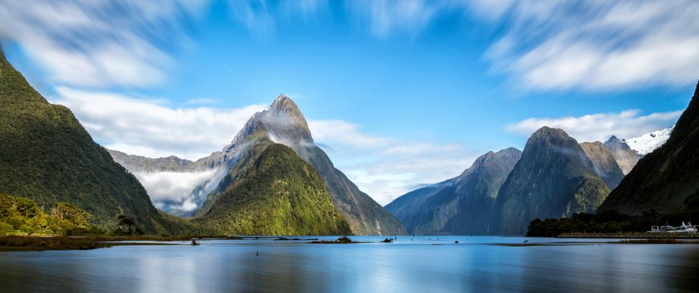 New Zealand [Shutterstock]