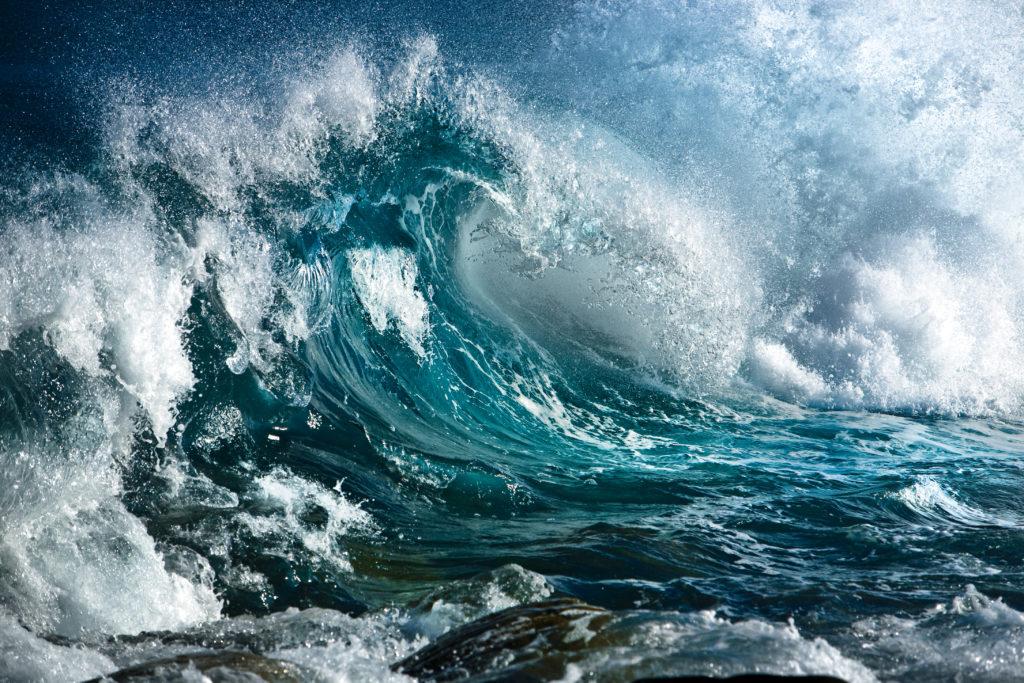 Ocean wave - Image [Shutterstock]