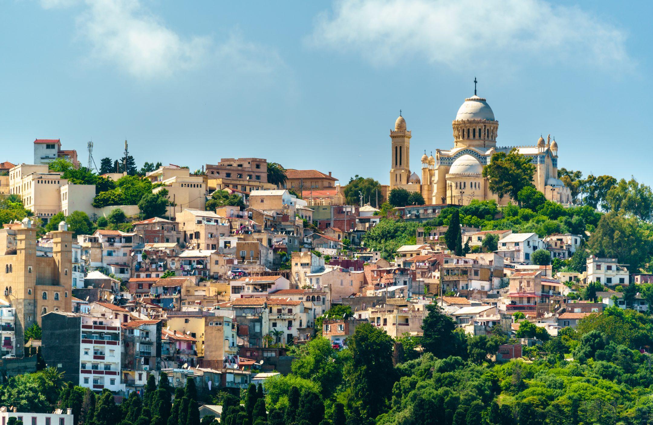Algeria [Shutterstock]