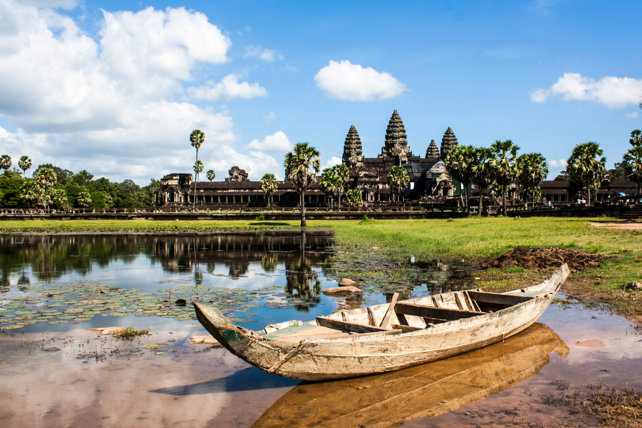 Cambodia [Shutterstock]