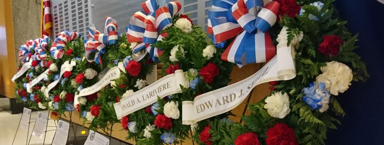 DS Memorial Banner