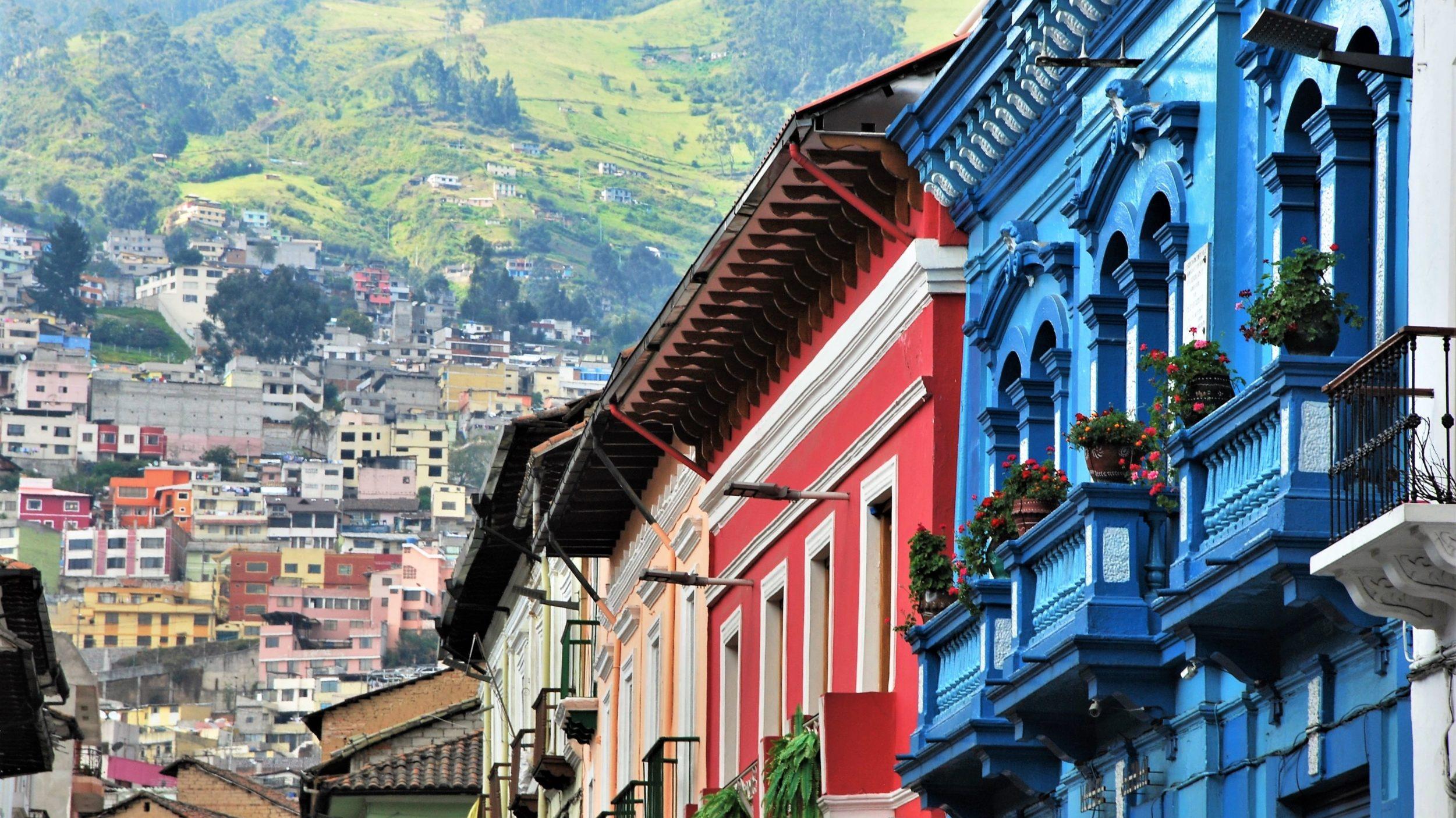 Ecuador [Shutterstock]