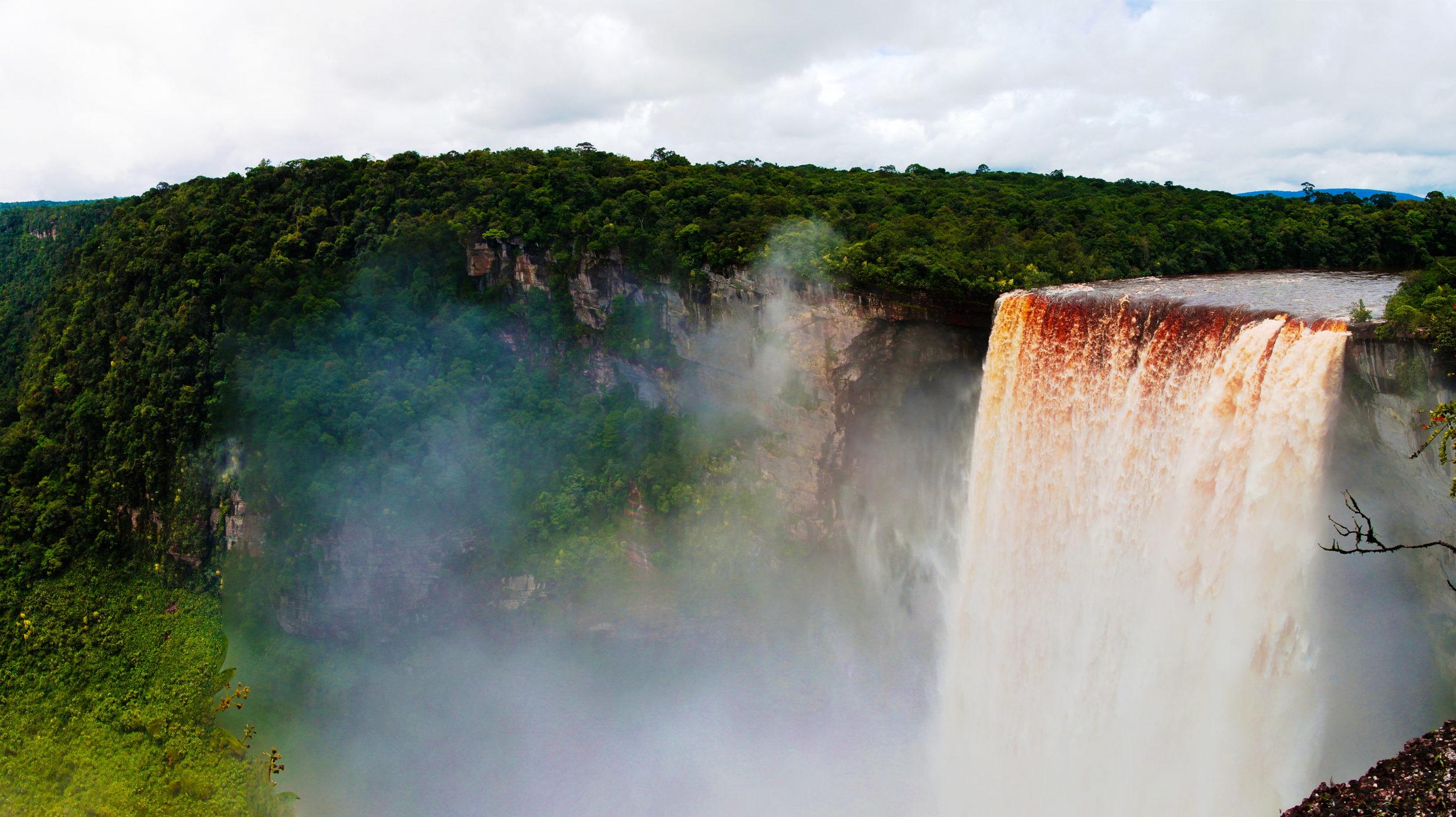 Guyana [Shutterstock]