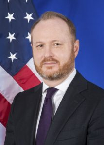John T. Godfrey, Deputy Coordinator for Regional and Multilateral Affairs