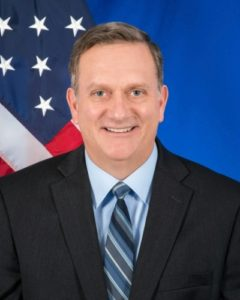 John C. Sullivan, Senior Agency Official for Privacy