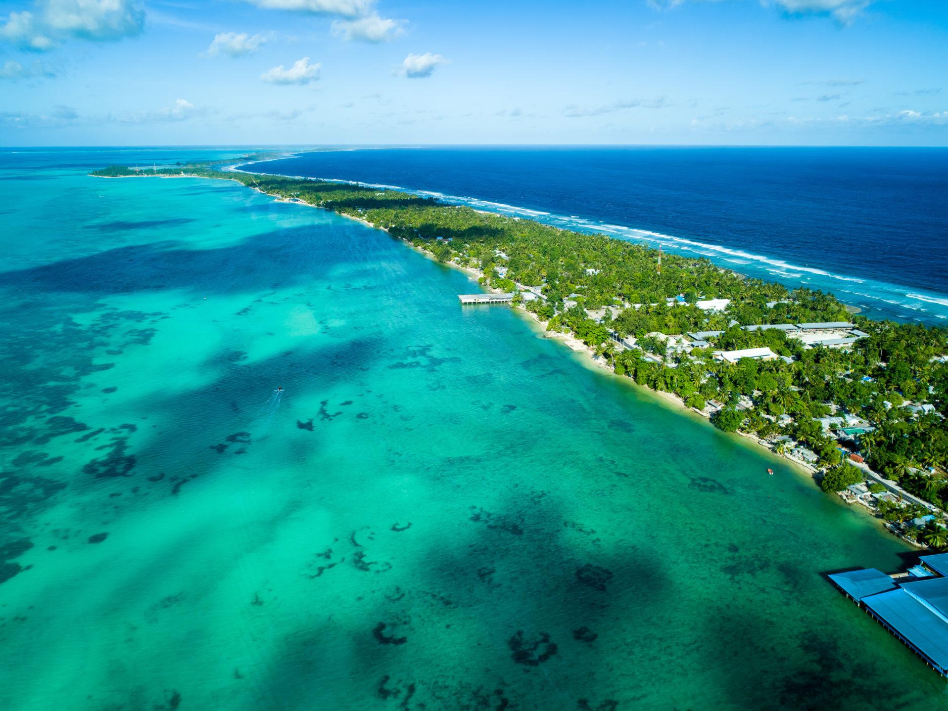 Kiribati [Shutterstock]
