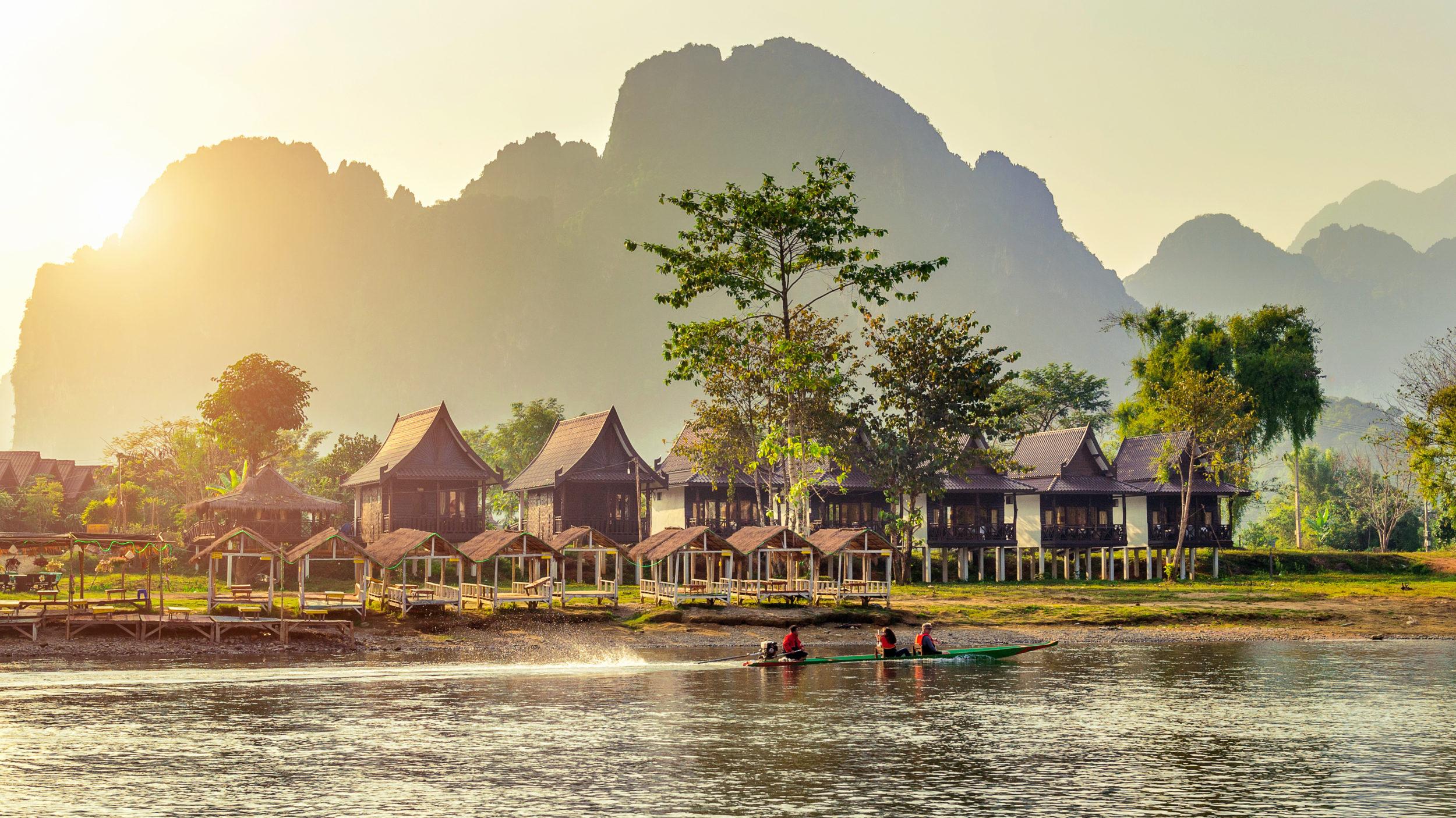 Laos [Shutterstock]