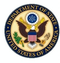 Image showing the U.S. Department of State seal.