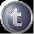 Tumblr Logo.