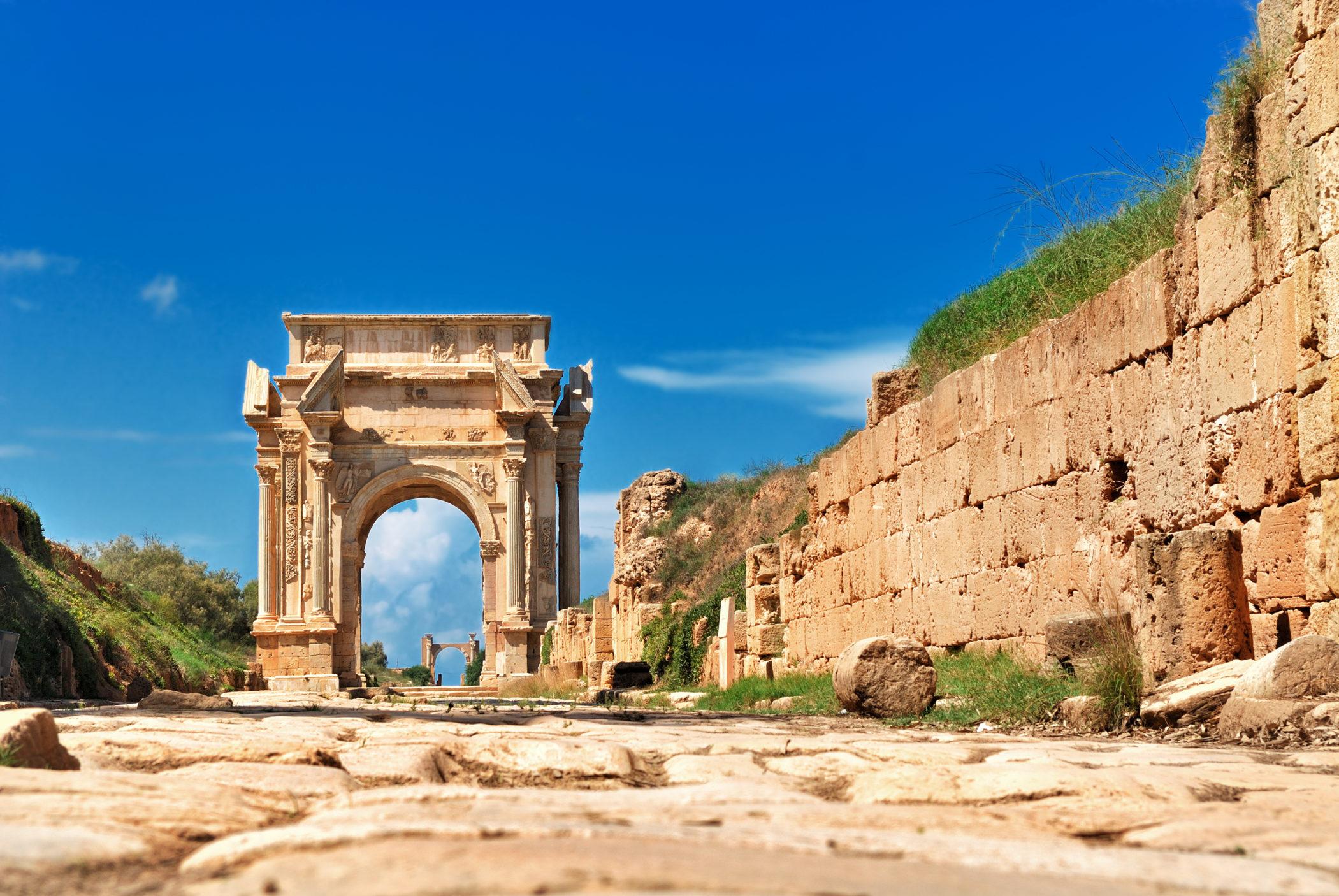 Libya [Shutterstock]