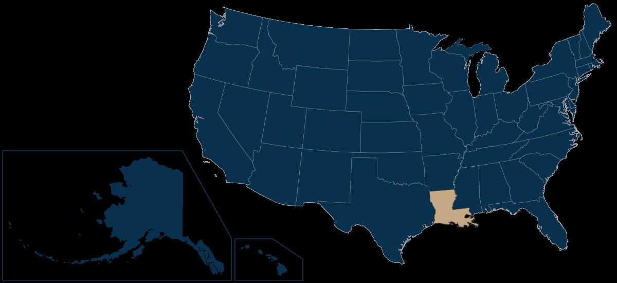 United States Louisiana