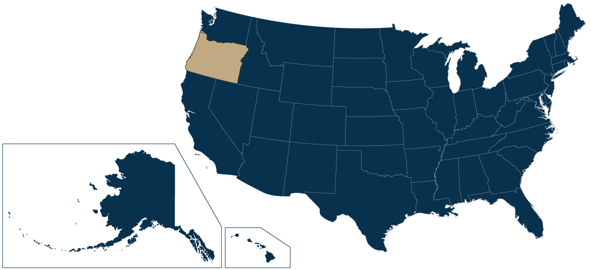 United States Oregon