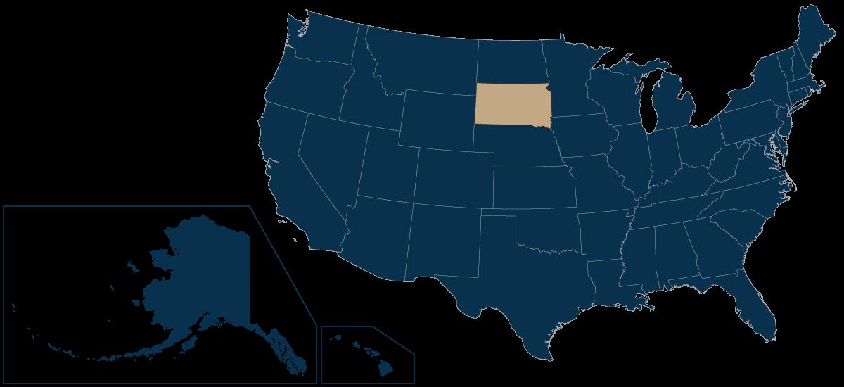 United States South Dakota