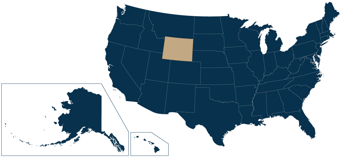 United States Wyoming