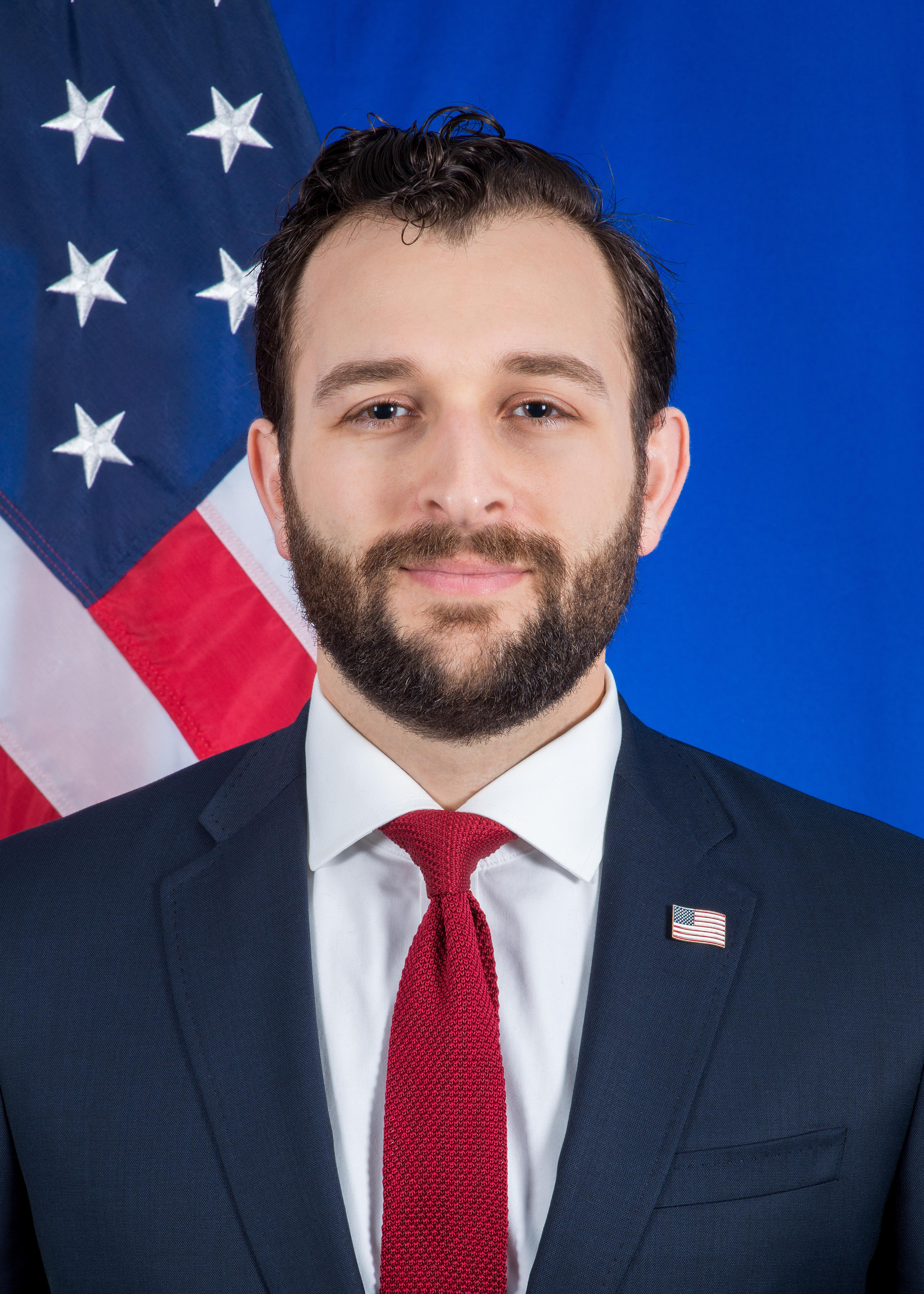 Benjamin Friedmann, Deputy Assistant Secretary for Digital Strategy, Bureau of Global Public Affairs