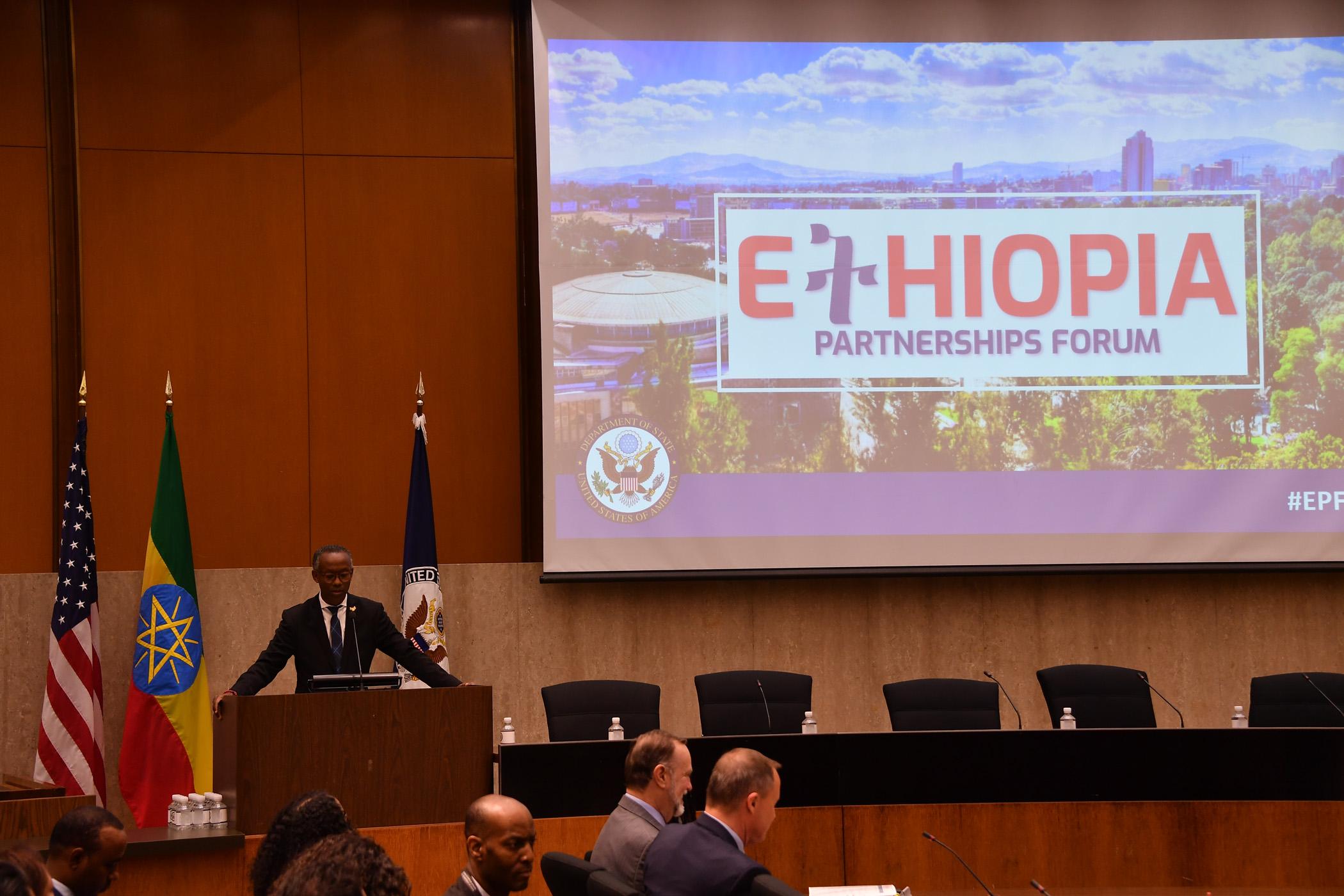 Ethiopia Partnerships Forum