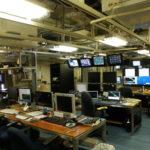 data processing lab in the ship, Kilo Moana