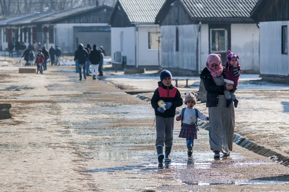 Refugees And Migration [Shutterstock]