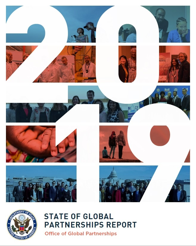 State Of Global Partnerships Report