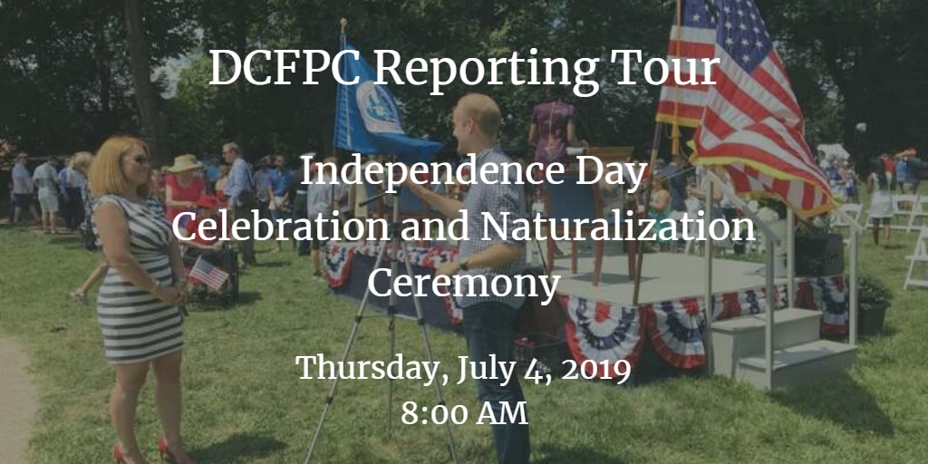 Independence Day Celebration and Naturalization Ceremony - United