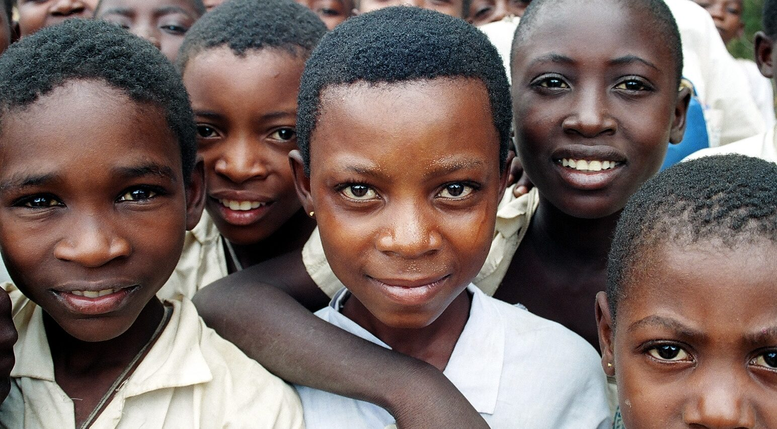 Children in Tanzania