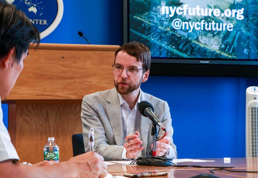 Eli Dvorkin Brooklyn Innovation