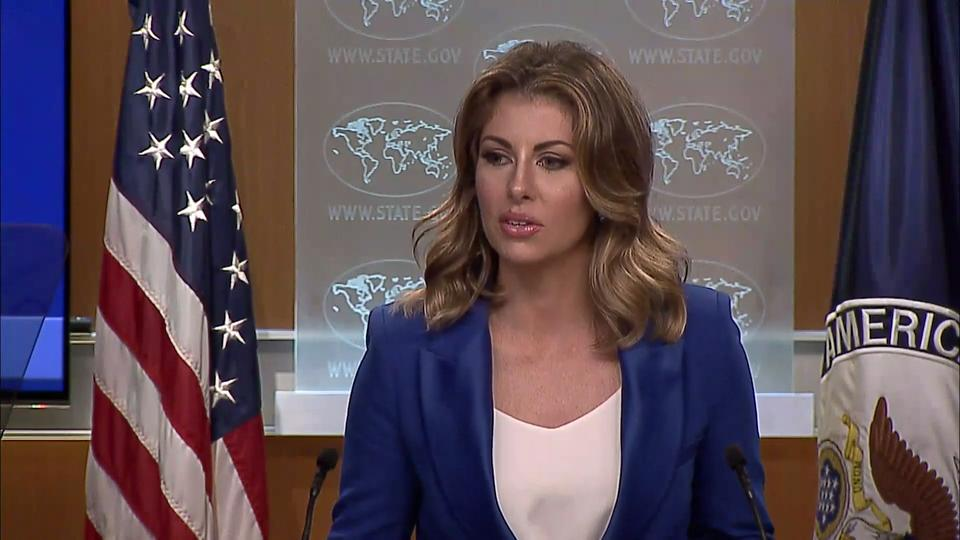 August 8, 2019: Department Press Briefing