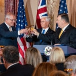 Secretary Pompeo and Vice President Pence host a State Luncheon in Honor of Australian Prime Minister Morrison