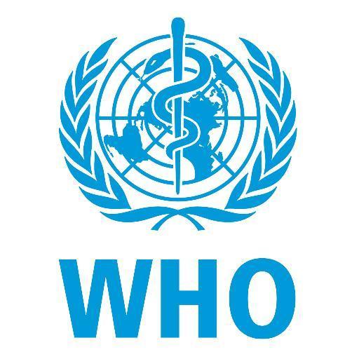 WHO logo graphic