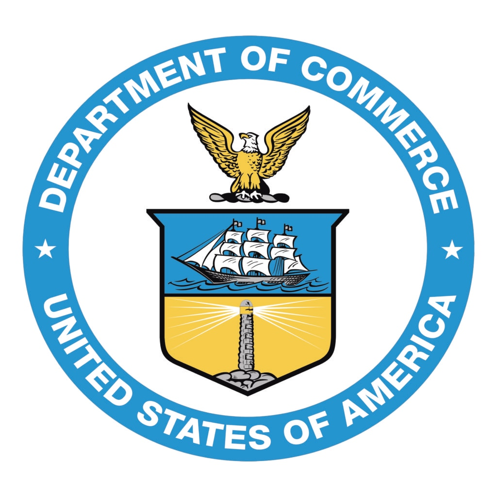 Seal Of The United States Department Of Commerce3