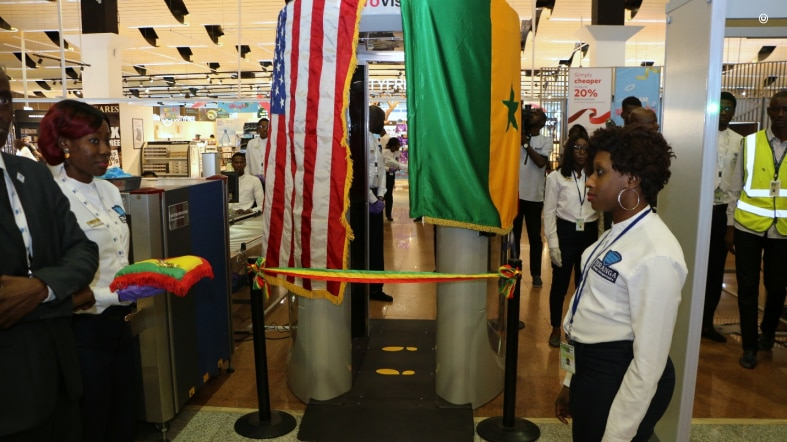 US Senegal ATA 1