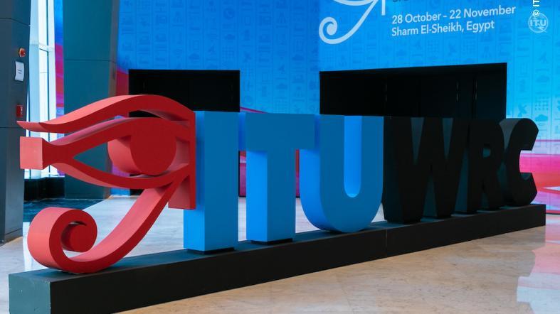 World Radiocommunication Conference 2019 (WRC-19), Sharm el-Sheikh, Egypt. (ITU Photo)