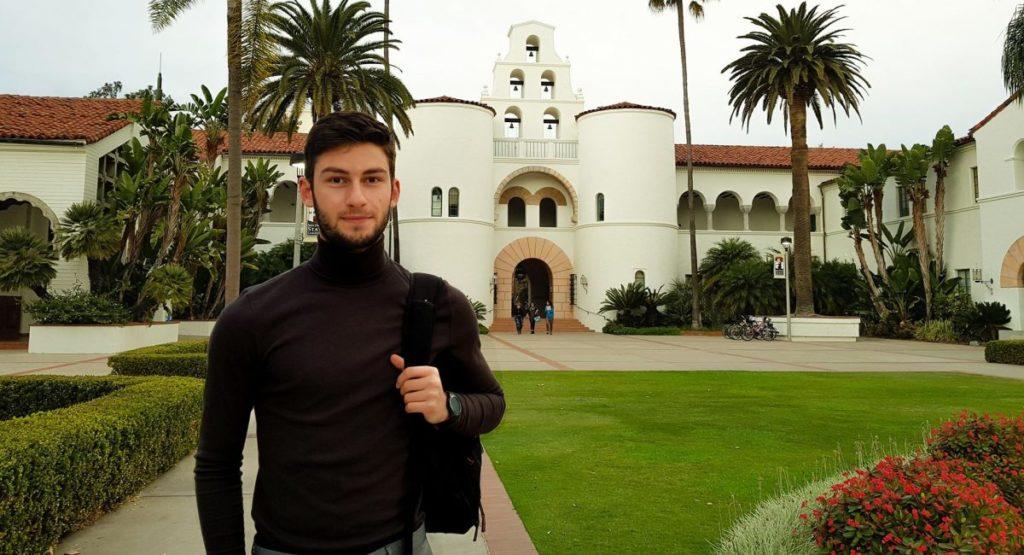 (Photo courtesy of San Diego State University)