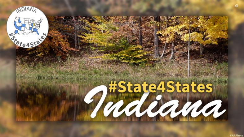 #State4States: The Department of State has direct impact on the state of Indiana