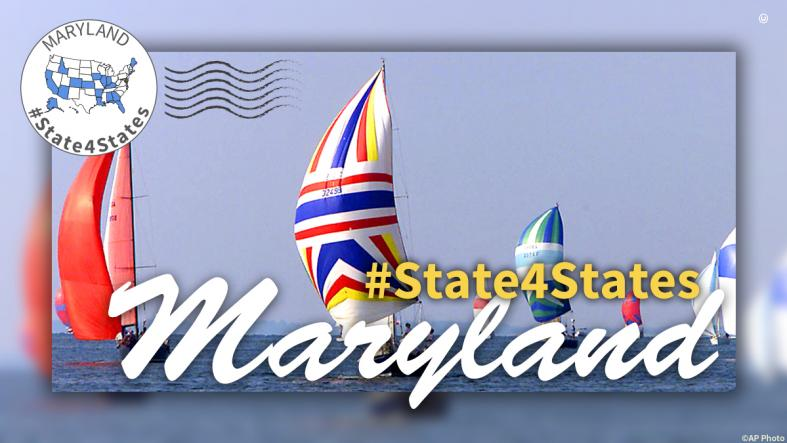 #State4States: The Department of State has direct impact on the state of Maryland