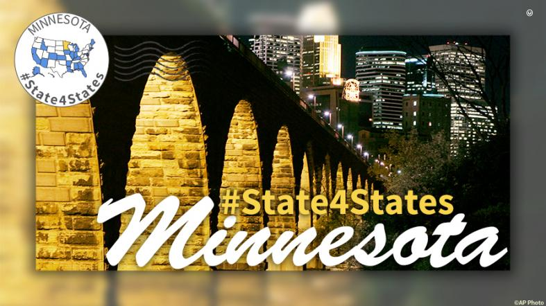 #State4States: The Department of State has direct impact on the state of Minnesota